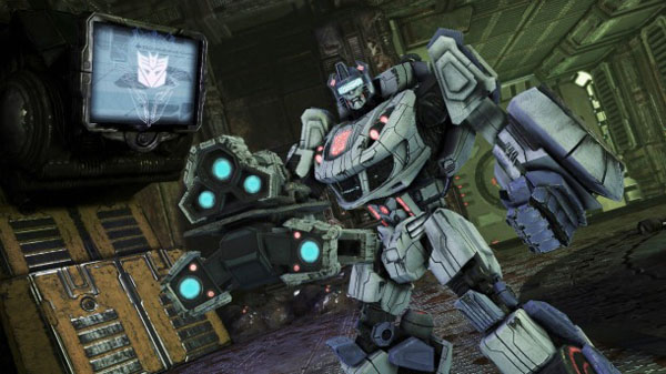 Transformers Fall of Cybertron - Jazz