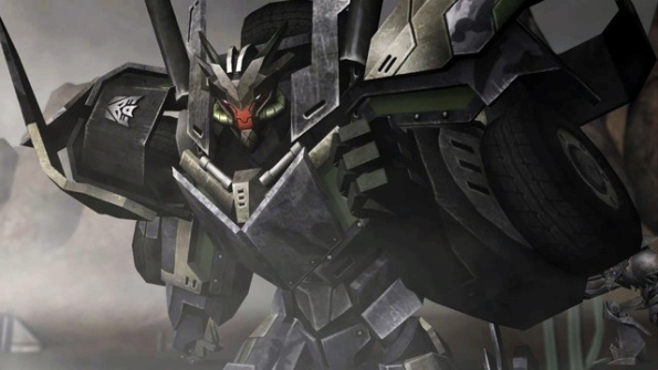 Transformers Universe MMO
