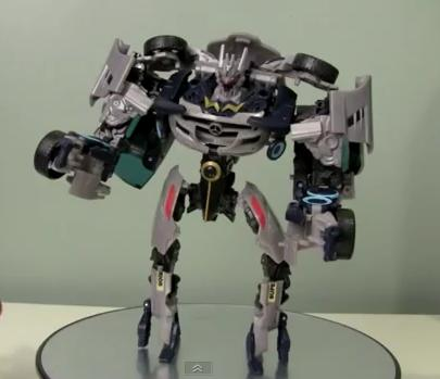 Takara Human Alliance Soundwave