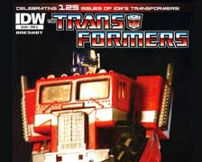 Transformers The Death of Optimus Prime