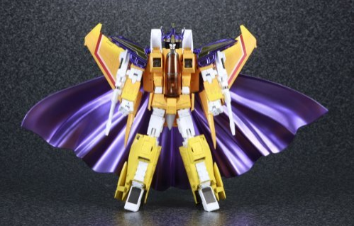 Transformers Masterpiece MP-11s Sunstorm