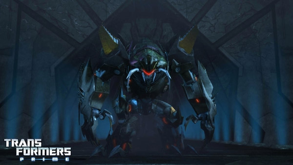 Transformers Prime Orion Pax Part 3 Insecticon Image