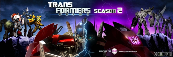 Transformers Prime Season 2 Episode 7 Crossfire