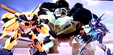 transformers prime rid commercial