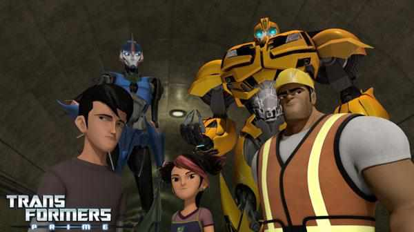 Transformers Prime Season 2 Episode 12 Tunnel Vision